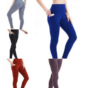 2019 Yiwu yoga hip cintura alta levantando esportes finos secundários leggings bolso calças de yoga apertadas calças apertadas