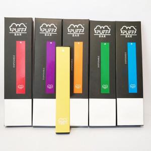 puf Tek Vape Kapasite 1.3 mi Vape Kartuşları Puffbars 280mah Pil tek kullanımlık olmayan Şarj edilebilir Kiti Vapes ekran kutusu Glow Plus'ı barlar