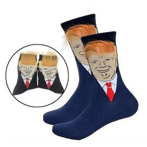 Spoof moda komik saç üfleme sarı sızmasına moda komik Peruk saç üfleme çorap sarı peruk çorap