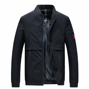 Woodvoice 2020 Mens Jackets autunno casuale cappotti Marca Bomber maschio solido di modo sottile Outwear Men Jacket Jaqueta Masculina png7 #