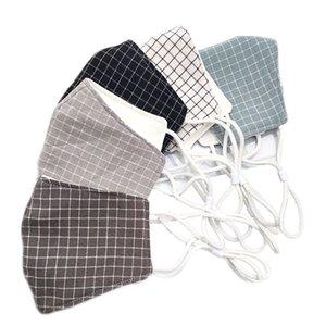 Yetişkin Kafes Pamuk DHL tarafından 4 Stil Windproof Ve toz geçirmez Yıkanabilir Ayarlanabilir Hat Kafes Maske send Maske