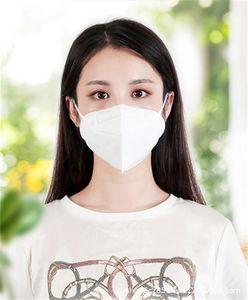 Máscaras descartáveis Fa Preto Rosa Wite Wit Wit Elastic Ear laço 3 Ply Breatable Poeira Air Anti-Poluição Fa Máscara Mout Máscaras # 953