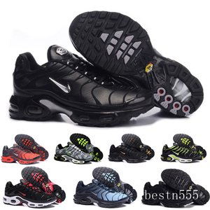 2019 Newest Men Zapatillas TN Designers Sneakers Chaussures Homme Men Basketball Shoes Mens Mercurial TN Running Shoes Eur40-46 GEE-8