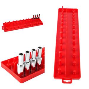 Socket Organisateur Porte-rack Sleeve de stockage Boîte à outils Support rail Plateau