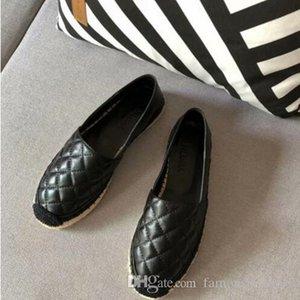 scarpe casual delle nuove donne all'ingrosso classico stile di design confortevole e traspirante in pelle di alta qualità tela alla moda all'aperto s piatte