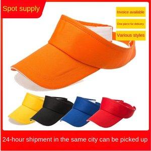 Empty top advertising customized travel activity cap student advertising caps Custom hat travel cap