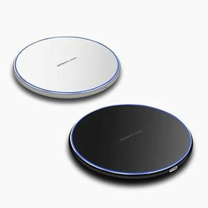 10W Быстрый беспроводной зарядное устройство для Samsung Galaxy S10 S20 S9 Примечание 10 9 USB Ци зарядки Pad для iPhone 11 Pro XS Max XR X 8 7 6S Plus (RETAIL)