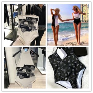 designer bikini chanel print sexy swimsuit for the women's three-point explosion swimsuit for the women's one-piece luxury swimsuit