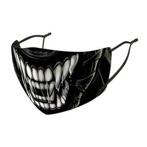 Strap Very Light Heath mascherina del naso Designer Maschera Ledger maschere copertina Confortevoli regolabile e Heath Ledger Viso Joker Semplice Earloop HSWav