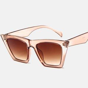 Cat Eye Sunglasses New Fashion Square Sunglasses Designer Luxury Men Women Classic Retro UV400 Outdoor