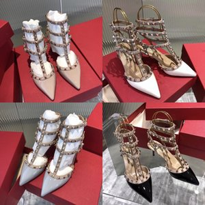 IX001 Donna Sandali Classic Sandali confortevole Slip On Shoes antiscivolo resistente all'usura Beach DesignerShoes Sandal # 747