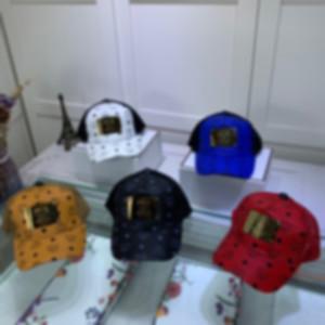 2020ss Caps Mode Designercaps réglable Hommes Femmes de luxe chapeaux d'été chaud Casquette de baseball Hommes Brandhats Ladies Designer Outdoor 20022133Y
