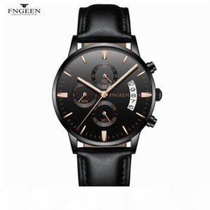 H 2018 Fashion Quartz Watch Mens Watches Top Brand Luxury Male Clock Business Wrist Watch Automatic Date Hodinky Relogio Masculino