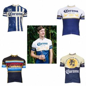 manica corta 2019 classic Maglia ciclismo ropa Ciclismo uomini vestiti di riciclaggio Maillot outdoor usura della bici Retro Maglia YPNw #