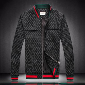 Men's Medusa Jacket New Style Jacket Windbreaker Long Sleeve Designer Men's Jacket Clothing Zipper Letter Pattern Fashion Clothes M-3XL