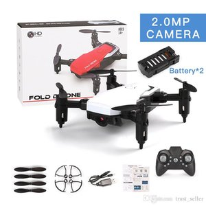 LF606 Wifi FPV RC Piegare Drone Quadcopter Con 0.3MP 2.0MP 360 gradi di rotazione esterna di volo Aerei DHL