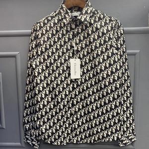 продажа классических новых женщин блузкой пользовательских шелковых тканей мягкого комфортные ощущений шелковистых мужчины, женщины с длинным рукавом рубашки