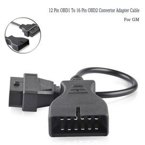 obd diagnostic For GM OBD 12 Pin OBD1 To 16 Pin OBD2 Convertor Adapter Cable Diagnostic Scanner adapter Easy for operation
