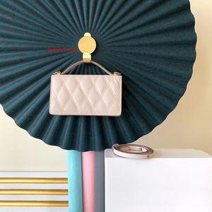 Women Designer GV3 Shoulder strap bags High Quality DIAMOND QUILTED LEATHER MINI BAG Flap Crossbody Handbags STRAP WALLET Crossbody bag