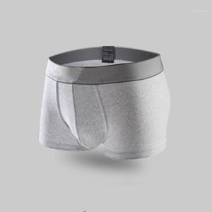 Breathable Panties Designer Mens U Convex Boxer Briefs Printing Cotton Sexy Men Underwear Flat Angle Underpants Male
