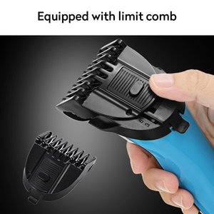 Kemei 5025 aparador de pêlos KM-5025 cabeça da máquina de cabelo elétrico clipper corte de cabelo gravado couro cabeludo careca Curto suoke cabelo clipper bwkf hPSmP