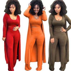 2020 new fashion design big round neck three-piece tight-fitting sexy nightclub women cheap free shipping 9069