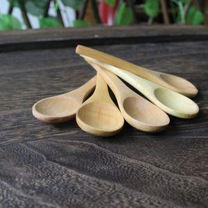 Ursprünglichkeit Kochlöffel Küchenzubehör Honiglöffel Eisportionierer Mini Kinderküchen Fall Resistant Hot Verkauf 0 7AD D2