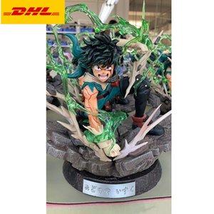 29CM My Hero Academia Statue Midoriya Izuku Bust Deku Full-Length Portrait Original Version GK Action Figure Collectible Model Toy BOX X689
