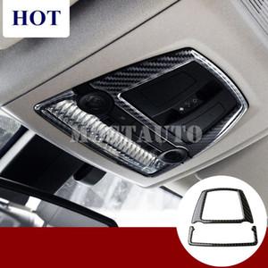 Per BMW copertura del tetto anteriore Light Reading 7 in fibra di carbonio F01 F02 Series 2009-2015 2pcs