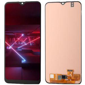 A20 onarım değiştirilmesi için Kompleksi MARKA YENİ A20 A205 black LCD OLED Ekran dokunmatik Ekran Digitizer Meclisi