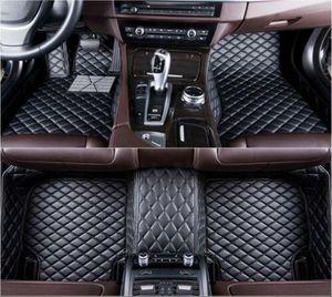 3D Luxury Custom Car Floor Mercedes-Benz C-Class 2008~2013 Floor Mat Car Mats Non toxic and inodorous