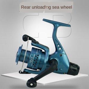 4000 modelo de línea de línea de las artes de pesca rueda de varilla Mar Negro tirar de Rod fábrica de artes de pesca de la rueda