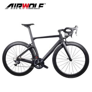 원래 R7000 / R8000 / R8050의 그룹 셋, 50mm 탄소 바퀴, 핸들 도로 자전거 NK1K 탄소 도로 완전한 자전거