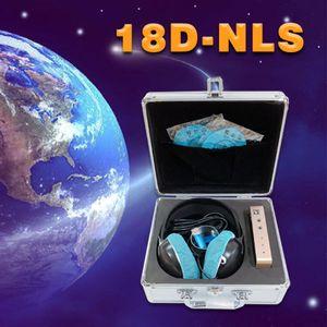 Biyoplasm 18D NLS Sağlık Analizörü Doğrusal Olmayan Analiz Sistemi Bioresonance Makinesi - Aura Çakra Satışa İyileştirme