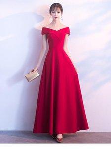 HAYBLST Marca vestido de mujer elegante noble nuevo 2020 Verano Tamaño remiendo de la manera Negro Rojo Ropa Plus XXL vestido de las mujeres de Corea