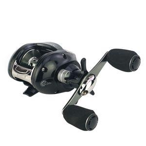 2020 NEW Metal Baitcasting Fishing Reel 210g 6.2:1 Left   Right Hand Baitcasting Fishing Reel Lure Fishing Reel