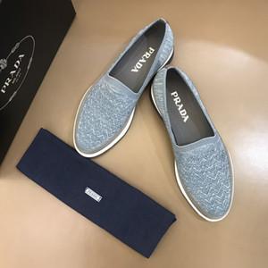 concepteur sport en cuir de mode et de loisirs Lok Fu bas casual chaussures hommes blanc aide chaussures de sport de luxe RD934 neutre de conduite