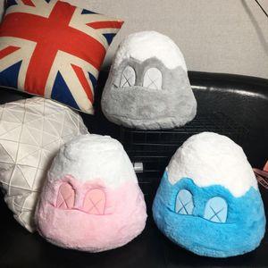 De haute qualité 22cm peluche Japon Fuji jouets pour bébés oreiller tendance oreiller jouet en peluche pour envoyer des cadeaux enfants filles cadeaux de vacances MX200716
