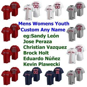 7 cristiani Vazquez Womens Jersey 12 Brock Holt 36 Eduardo Nunez Kevin Plawecki Martin Perez Brandon Workman baseball pullover su ordinazione stitche