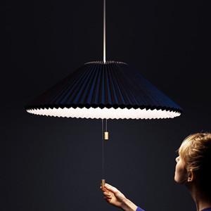 современный зонт кулон зажигает личности творческой ресторан деформации бар искусство моды подвесные светильники Подвесной светильник светильник