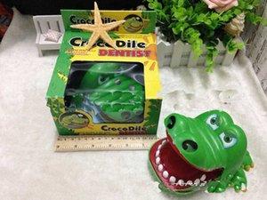 لعبة التمساح واسع عض إصبع القرش سحب الأسنان لعبة لعبة عض يد التمساح بين الوالدين والطفل الأطفال مسحور