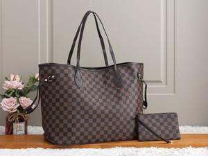 Leather lady messenger bag for women fashion satchel shoulder bag handbag Cross Body bag presbyopic package bagLVLOUISVUITTON