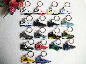 New designer keychain Shoes Keychain Bag Charm Woman Men Kids Key Ring Gifts Sneaker Key Holder Key Chain free shipping