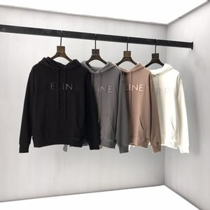 Livraison gratuite Veste à capuche Sweat-shirts Femmes Mode Hommes étudiants polaire occasionnels hauts vêtements unisexe manteau Sweats à capuche T-shirts IO5