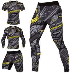 Men MMA UFC M1 T-shirt--Muay Thai boxing JUJITSU shirt ABSOLUTE RASHGUARD Nightcrawler MMA Fighting short Sleeve T-Shirt Sport short