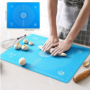 Silicone Baking Mat Dough Nonstick Baking Sheet Silicone Mat Sheet Multi Size Extra Large Baking Mats Kitchen Countertop Protector LSKA197.1
