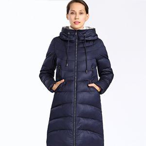 2020 New Winter Jacket Women Plus Size Long Thick Fashion Womens Winter Coat Hooded Down Jackets Parka Femme Docero