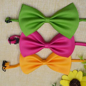 Baby bow tie 19 colors 12*6cm Children's bowtie bowknot Pet for boy girl neckties Christmas Gift Free FedEx TNT