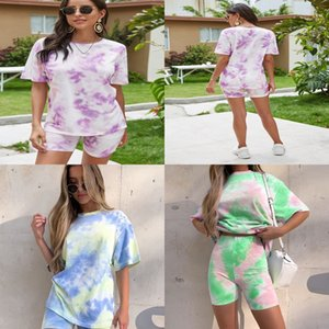 Hot Print Yoga Suits Tight Exercise Fitness Running Suits Dance Suits#802