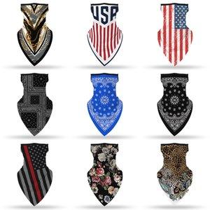 USA Independence Day Maske für Dame Cubrebocas Farbe Rosa Masken Waschbar Polyester USA Independence Authenti Newclipper KmrFB # 963